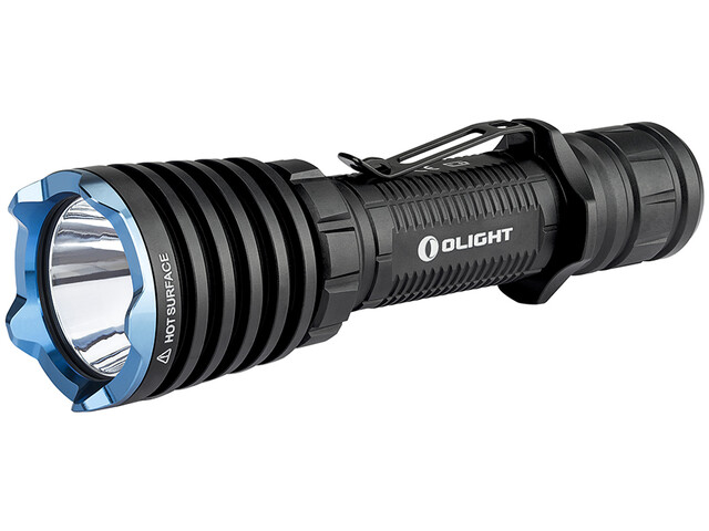 Olight Warrior X Linterna Recargable con alarma vibratoria